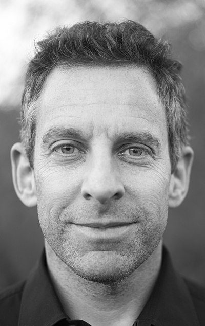 Picture of an author: Sam Harris