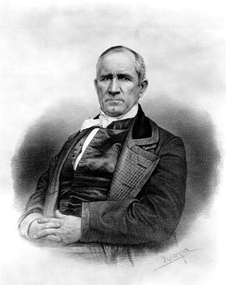 Margaret Lea Houston - Image: Sam Houston 1848
