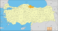 Samsun-Provinces of Turkey-Urdu.png