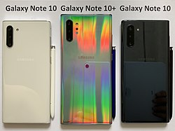 Samsung Galaxy Note 10 series.jpg
