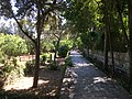 San Anton Palace Garden, armaments and commemorations 16.jpg