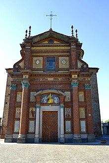 La Chiesa San Desiderio.