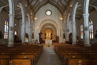 Cathedral of San Fernando - Cathedral interior in 2017