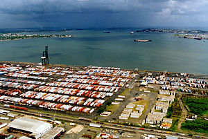 Port of San Juan - The Port of San Juan is one of the busiest ports in the Caribbean and Latin America.