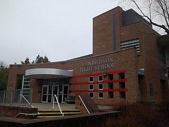 Wake County Public School System - Jesse O. Sanderson High School