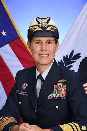 Sandra L. Stosz - Vice Admiral Stosz