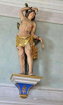 Sankt Michael Vilnöß Heilige Sebastian.jpg