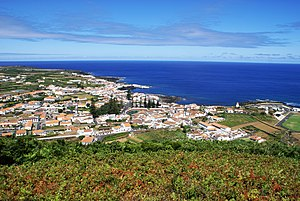 Santa Cruz da Graciosa - Santa Cruz da Graciosa, is the largest urbanized settlement on the island of Graciosa, Azores