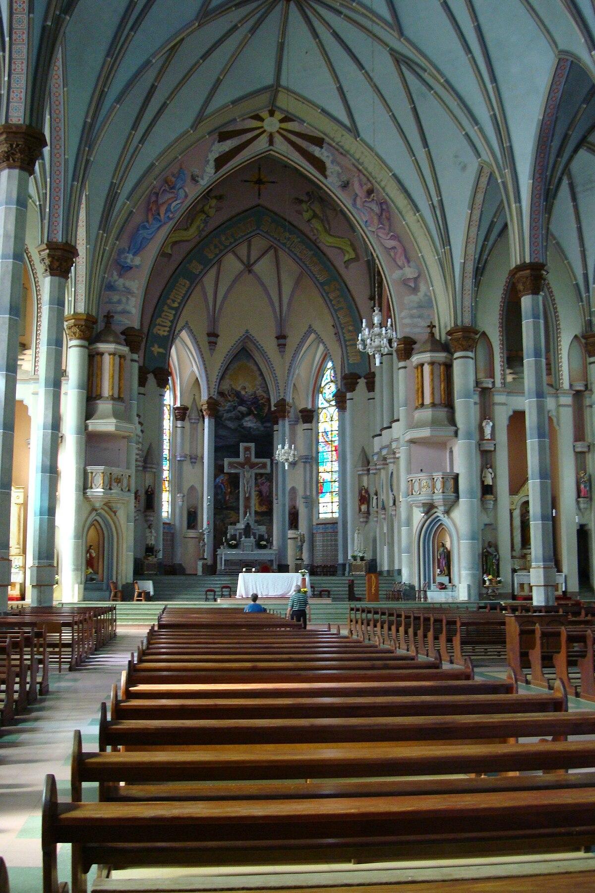 St john the baptist cathedral santa cruz do sul wikipedia for A mobilia santa cruz do sul