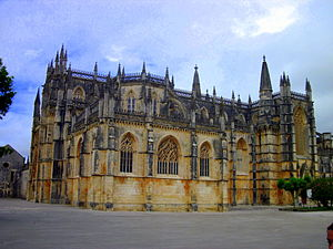 Batalha, Portugal - Batalha Monastery