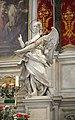 Santa Maria della Visitazione Altar Archancel Gabriel by Morlaiter.jpg