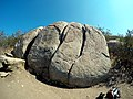 Santee Boulders, Left Mudball.jpg