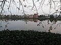 Santragachi Lake at Santragachi, Howrah district 02.jpg