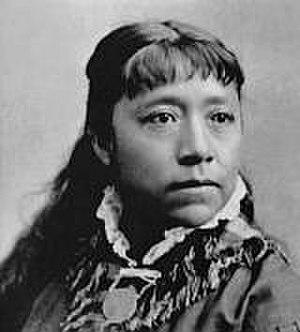 Fort McDermitt Paiute and Shoshone Tribe - Image: Sarah winnemucca