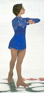 Sarah Hughes American figure skater