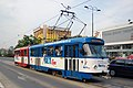 Sarajevo Tram-257 Line-3 2011-09-26.jpg