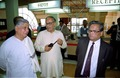 Satya Sadhan Chakraborty - Saroj Ghose - Ashesh Prasad Mitra - Science City - Calcutta 1996-12-21 065.tif