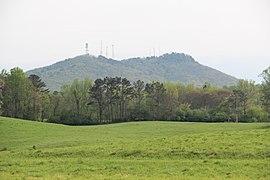 Sawnee Mountain, Georgia.JPG