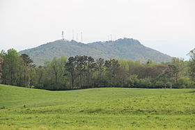 Sawnee Mountain, Georgia.JPG