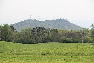 Sawnee Mountain - Sawnee Mountain