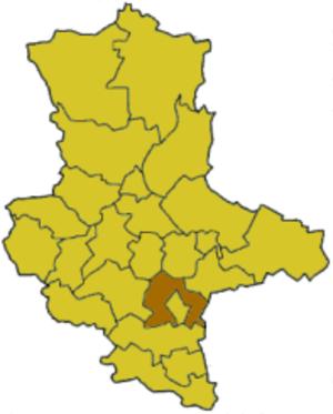 Saalkreis - Image: Saxony anhalt sk