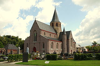 Merelbeke,  Flanders, Belgium