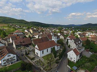 in Aargau, Switzerland