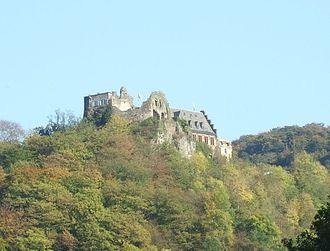 County of Veldenz - Schloss Veldenz, 2007