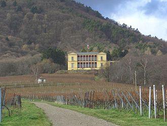 Edenkoben - Image: Schloss Villa Ludwigshöhe