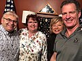 Scott Brown with Ray Wallace and his family - 2020.jpg