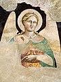 Scuola pistoiese, giudizio universale, xiv secolo 08,2 arcangelo michele.jpg