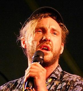 Seann Walsh British comedian