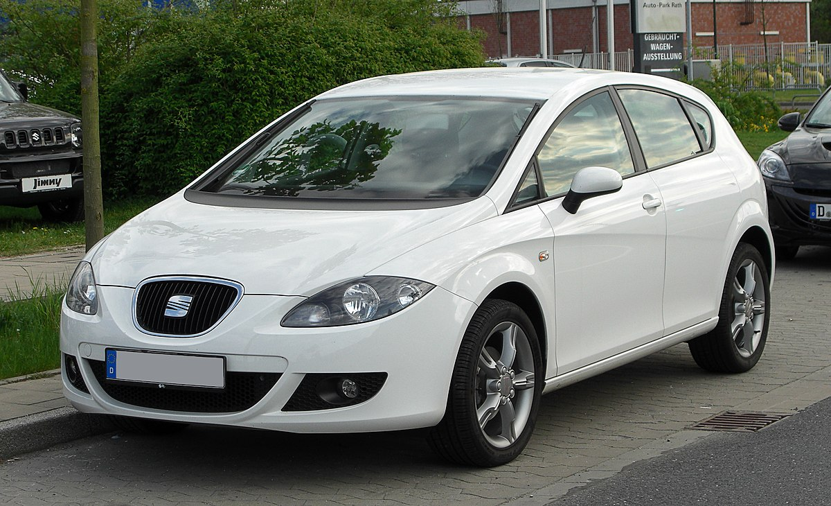 seat leon ii wikipedia. Black Bedroom Furniture Sets. Home Design Ideas