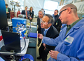 Secretary Chu Visits Joint Center for Artificial Photosynthesis.png