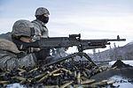 Security Forces Airmen fire the M240B machine gun 161027-F-YH552-047.jpg