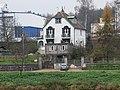 Sedlec, Roztocká 21, přes Vltavu.jpg