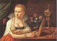 Self portrait, by Clara Peeters.jpg