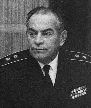 Semyon Lobov - Semyon Lobov during a visit to Trondheim in 1964