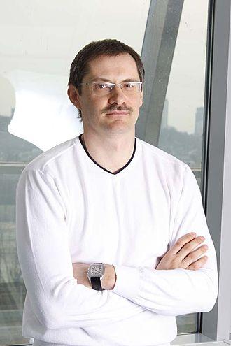 Sergei Bazarevich - Image: Sergei bazarevich 2