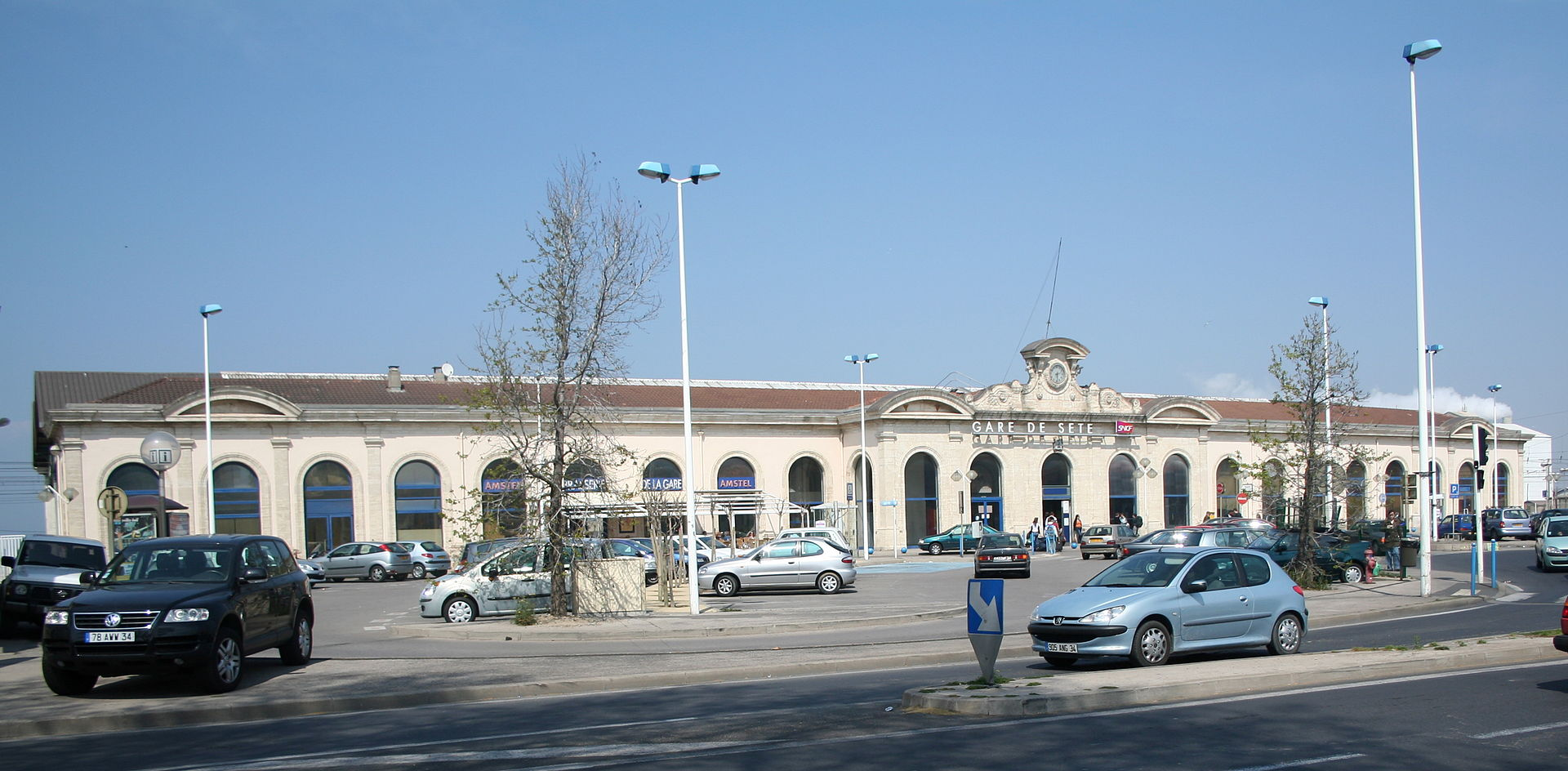 Image illustrative de l'article Gare de Sète