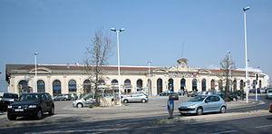 Gare de Sète - Sète station