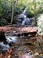 Setrock Creek Falls Black Mountain Campground Pisgah Nat Forest NC 4379 (24096591968).jpg