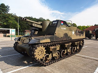 Sexton (artillery) Type of Self-propelled artillery