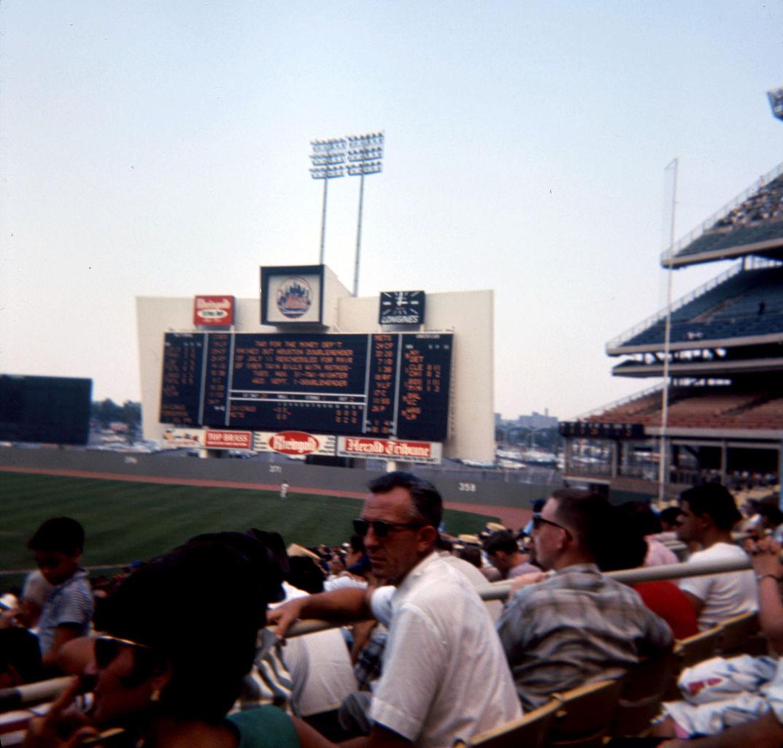Madison Square Garden: File:Shea Stadium, New York City, 1968 Or 1969 (1 Of 4