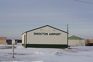 Shiocton Airport A small airport located in Shiocton, Wisconsin