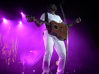 Seal (musician) - Seal in March 2008