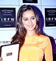 Shraddha Kapoor unveils Gitanjali's latest collection.jpg