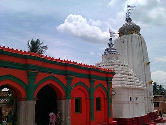 Baripada - Shri Hari Baladev Jiu Temple (aka Bada Mandir), Deulasahi, Baripada
