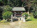 Shrines in Sansho Shrine in Miyanoura, Nishi, Fukuoka.JPG