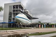 Shuttle Independence and NASA 905 at Space Center Houston